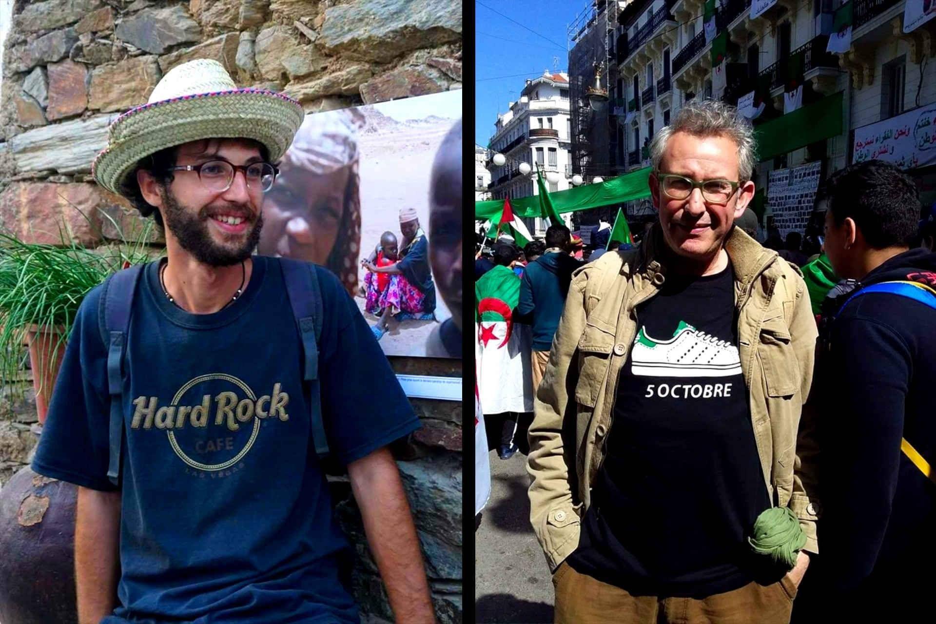 Aidali Yani, animateur du mouvement estudiantin, arrêté mardi 08 octobre à Alger 5d9c71098ec92308595476