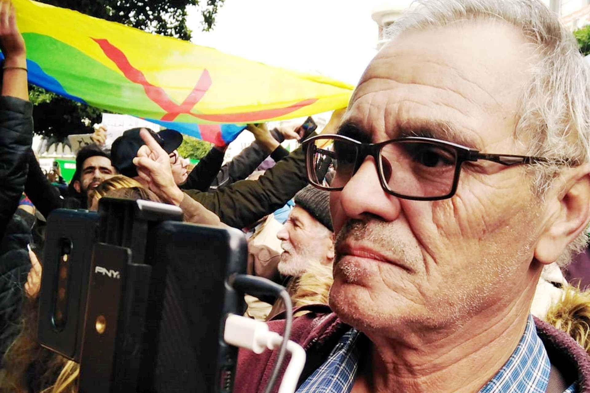 Le contributeur de l'Avant-Garde Algérie, Djamel Saidouni, interpellé à Alger