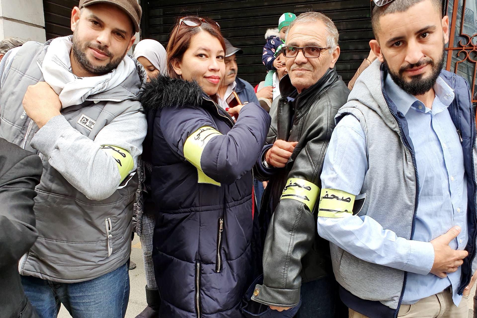 Dajmel Saidouni libéré, son téléphone confisqué