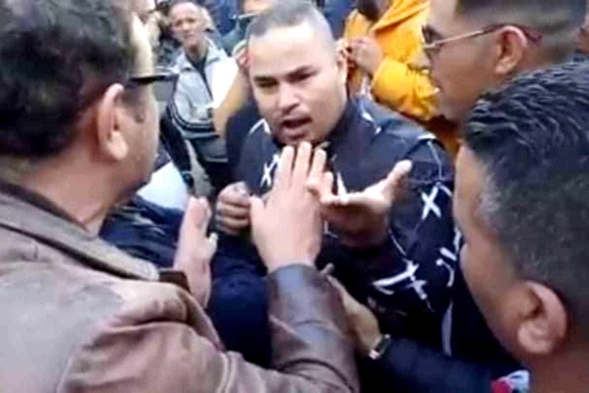 Le pouvoir lâche ses Baltagui sur les manifestants de la révolution populaire