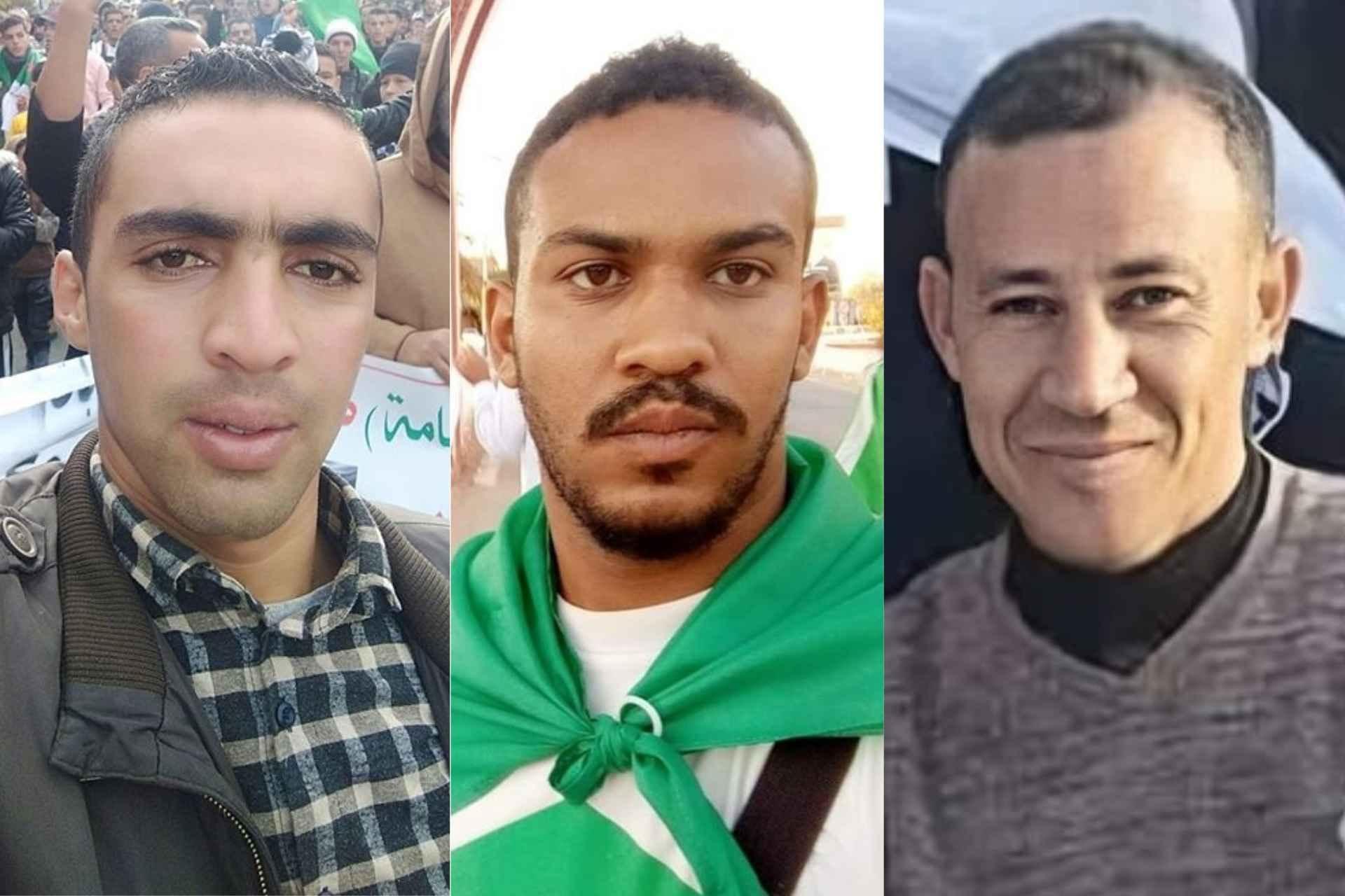 Trois contributeurs de l'Avant-Garde Algérie en prison