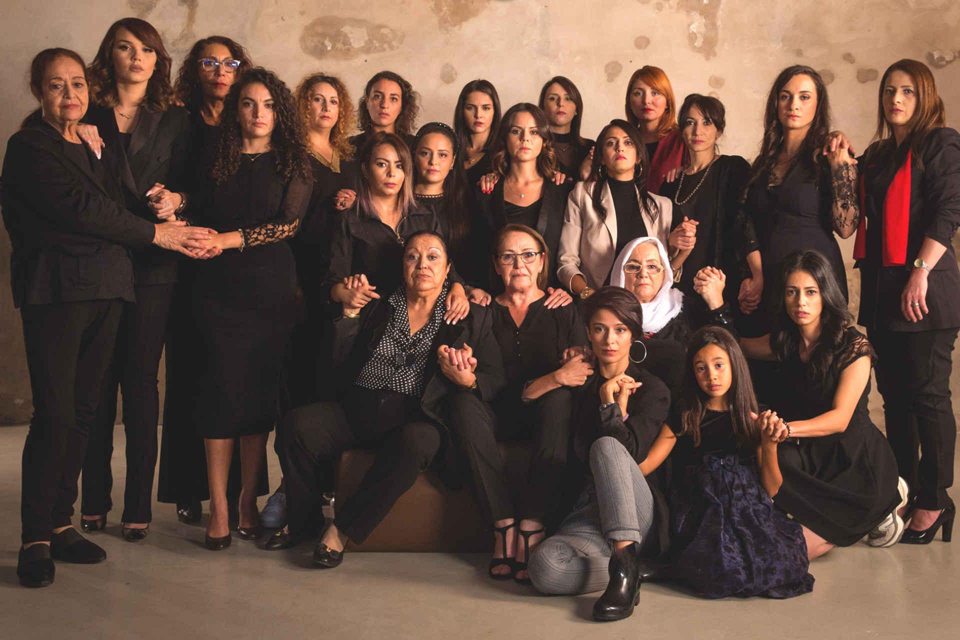 Pour dire Non aux féminicides : Les actrices algériennes se mobilisent aussi